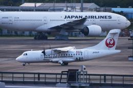 TOPAZ102さんが、伊丹空港で撮影した日本エアコミューター ATR 42-600の航空フォト(飛行機 写真・画像)
