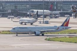 Y-Kenzoさんが、羽田空港で撮影したフィリピン航空 A321-271Nの航空フォト(飛行機 写真・画像)