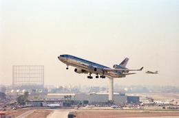 ロングビーチ空港 - Long Beach Municipal Airport [LGB/KLGB]で撮影されたマクドネル・ダグラス - McDonnell Douglasの航空機写真
