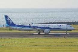 HEATHROWさんが、神戸空港で撮影した全日空 A321-272Nの航空フォト(飛行機 写真・画像)