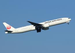 tuckerさんが、羽田空港で撮影した日本航空 777-346/ERの航空フォト(飛行機 写真・画像)