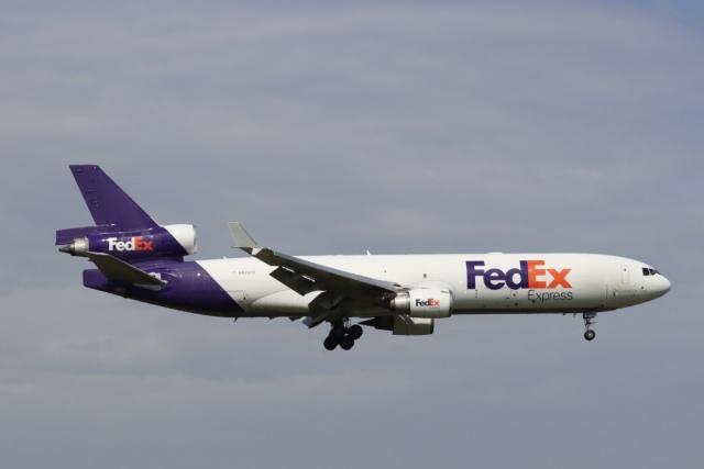Love NRTさんが、成田国際空港で撮影したフェデックス・エクスプレス MD-11Fの航空フォト(飛行機 写真・画像)