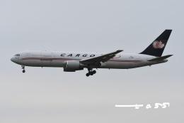 tassさんが、成田国際空港で撮影したカーゴジェット・エアウェイズ 767-328/ER(BDSF)の航空フォト(飛行機 写真・画像)