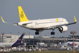 やまけんさんが、成田国際空港で撮影したロイヤルブルネイ航空 A320-251Nの航空フォト(飛行機 写真・画像)