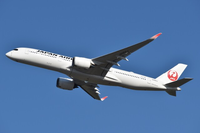 航空フォト:JA05XJ 日本航空 A350-900