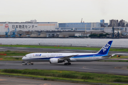 inyoさんが、羽田空港で撮影した全日空 787-9の航空フォト(飛行機 写真・画像)