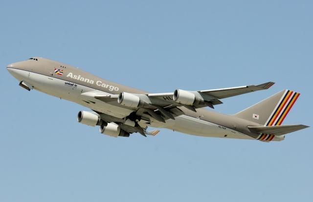 2006年04月16日に撮影されたアシアナ航空の航空機写真