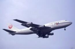 kumagorouさんが、成田国際空港で撮影した日本航空 747-346の航空フォト(飛行機 写真・画像)
