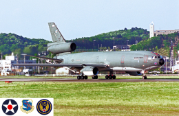 A-330さんが、横田基地で撮影したアメリカ空軍 KC-10A Extender (DC-10-30CF)の航空フォト(飛行機 写真・画像)