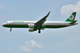 saoya_saodakeさんが、成田国際空港で撮影したエバー航空 A321-211の航空フォト(飛行機 写真・画像)