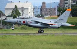 ☆ゆっきー☆さんが、名古屋飛行場で撮影した航空自衛隊 T-4の航空フォト(飛行機 写真・画像)