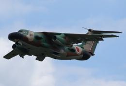 ☆ゆっきー☆さんが、名古屋飛行場で撮影した航空自衛隊 EC-1の航空フォト(飛行機 写真・画像)