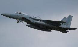 ☆ゆっきー☆さんが、名古屋飛行場で撮影した航空自衛隊 F-15J Kai Eagleの航空フォト(飛行機 写真・画像)