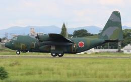 ☆ゆっきー☆さんが、名古屋飛行場で撮影した航空自衛隊 C-130H Herculesの航空フォト(飛行機 写真・画像)