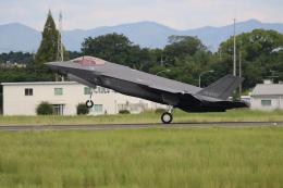 ☆ゆっきー☆さんが、名古屋飛行場で撮影した航空自衛隊 F-35A Lightning IIの航空フォト(飛行機 写真・画像)