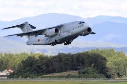 航空フォト:08-1212 航空自衛隊 C-2