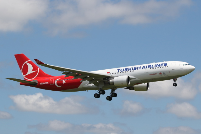 2021年07月17日に撮影されたターキッシュ エアラインズ(トルコ航空)の航空機写真