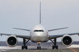 航空フォト:80-1111 航空自衛隊 777-300
