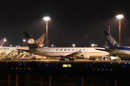 木人さんが、成田国際空港で撮影したカーゴジェット・エアウェイズ 767-328/ER(BDSF)の航空フォト(飛行機 写真・画像)