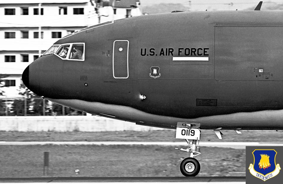 A-330さんのアメリカ空軍 McDonnell Douglas KC-10 Extender (87-0119) 航空フォト