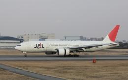 ちゅーげんさんが、伊丹空港で撮影した日本航空の航空フォト(飛行機 写真・画像)