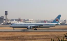 ちゅーげんさんが、伊丹空港で撮影した全日空 767-381の航空フォト(飛行機 写真・画像)
