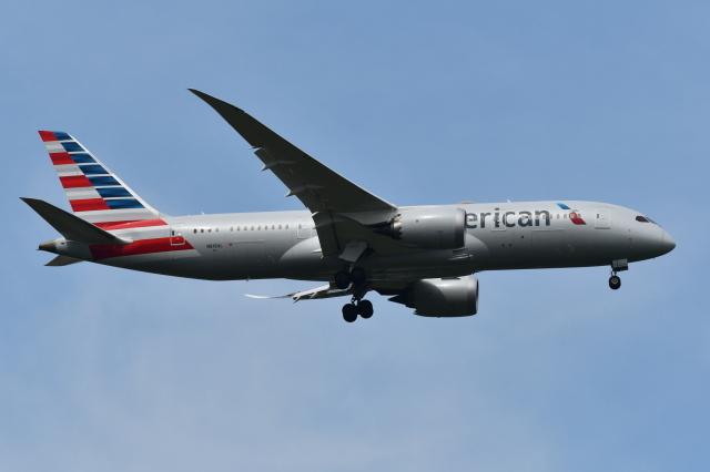 Deepさんが、成田国際空港で撮影したアメリカン航空 787-8 Dreamlinerの航空フォト(飛行機 写真・画像)