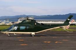 RJOY_Spotterさんが、八尾空港で撮影した日本法人所有 A109E Powerの航空フォト(飛行機 写真・画像)