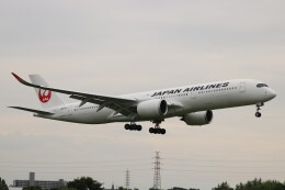 なかすぃ~さんが、伊丹空港で撮影した日本航空 A350-941の航空フォト(飛行機 写真・画像)