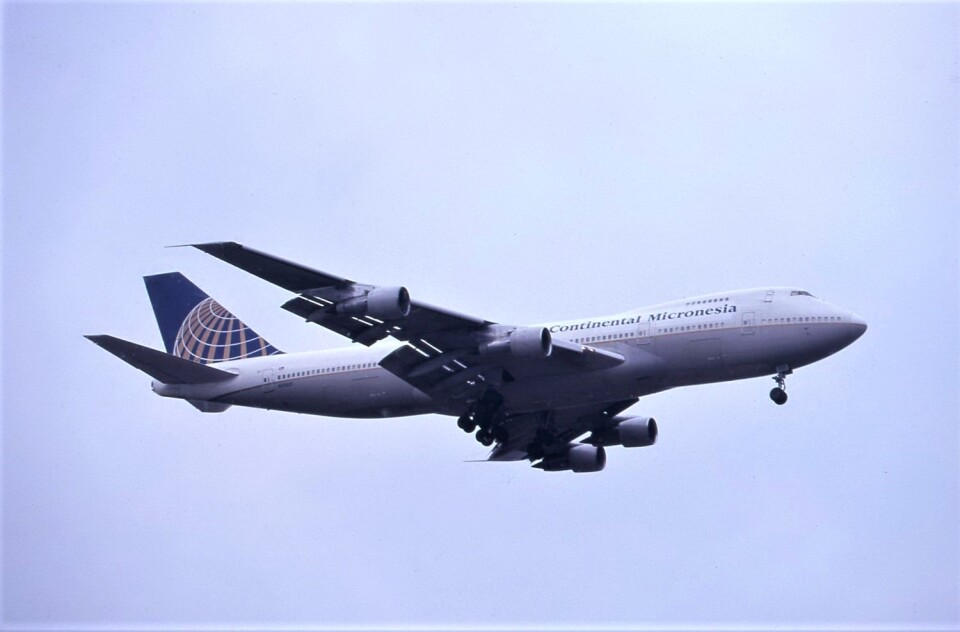 kumagorouさんのコンチネンタル・ミクロネシア Boeing 747-200 (N33021) 航空フォト
