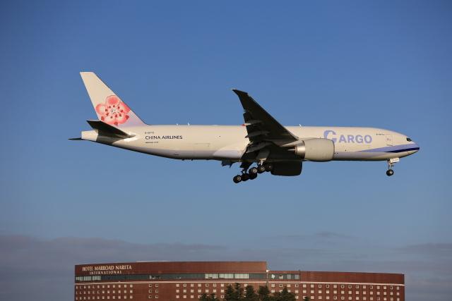 2021年09月29日に撮影されたチャイナエアライン(中華航空)の航空機写真