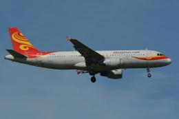 Deepさんが、成田国際空港で撮影した香港エクスプレス A320-214の航空フォト(飛行機 写真・画像)