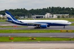 TIA spotterさんが、成田国際空港で撮影したハイ・フライ・マルタ A330-343Xの航空フォト(飛行機 写真・画像)