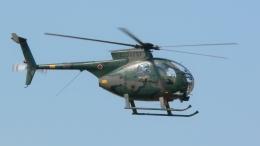 航空見聞録さんが、八尾空港で撮影した陸上自衛隊 OH-6Dの航空フォト(飛行機 写真・画像)