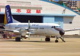 RW32Rさんが、福岡空港で撮影した日本エアコミューター YS-11A-500の航空フォト(飛行機 写真・画像)