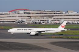 Kyoheiさんが、羽田空港で撮影した日本航空 777-346/ERの航空フォト(飛行機 写真・画像)