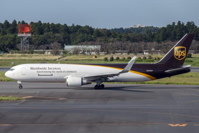 2021年09月27日に撮影されたUPS航空の航空機写真