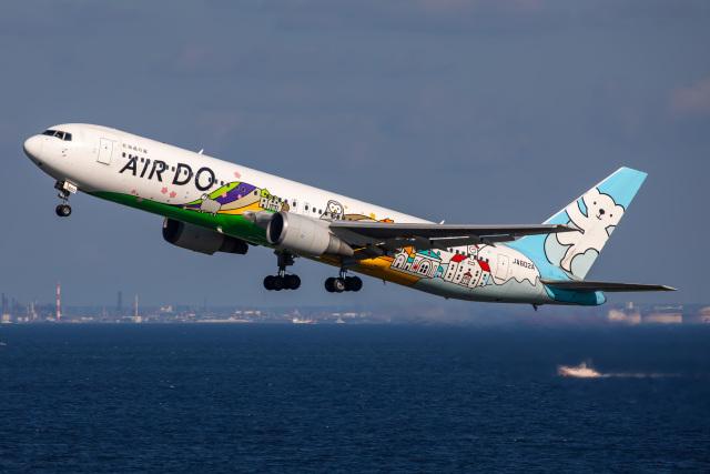 2021年09月20日に撮影されたAIR DO (エア・ドゥ)の航空機写真