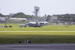 チャッピー・シミズさんが、嘉手納飛行場で撮影したアメリカ空軍 F-15C Eagleの航空フォト(飛行機 写真・画像)