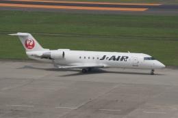 磐城さんが、仙台空港で撮影したジェイエア CL-600-2B19(CRJ-200ER)の航空フォト(飛行機 写真・画像)