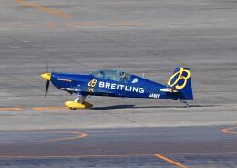 じーく。さんが、名古屋飛行場で撮影したパスファインダー EA-300LCの航空フォト(飛行機 写真・画像)