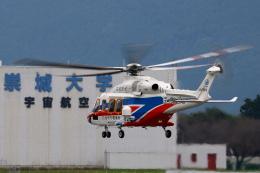 Zakiyamaさんが、熊本空港で撮影した三井物産エアロスペース AW139の航空フォト(飛行機 写真・画像)