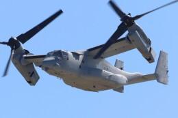 hanatomo735さんが、岩国空港で撮影したアメリカ海兵隊 MV-22Bの航空フォト(飛行機 写真・画像)