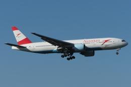 木人さんが、成田国際空港で撮影したオーストリア航空 777-2Q8/ERの航空フォト(飛行機 写真・画像)