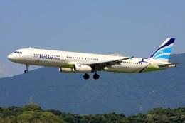 S.Hayashiさんが、福岡空港で撮影したエアプサン A321-231の航空フォト(飛行機 写真・画像)