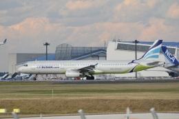 LEGACY-747さんが、成田国際空港で撮影したエアプサン A321-231の航空フォト(飛行機 写真・画像)