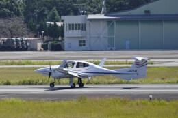 pringlesさんが、熊本空港で撮影した日本法人所有 DA42 NG TwinStarの航空フォト(飛行機 写真・画像)