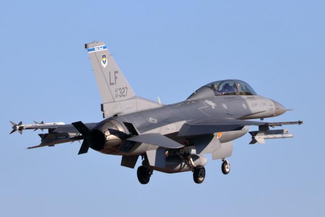 2020年02月26日に撮影されたアメリカ空軍の航空機写真