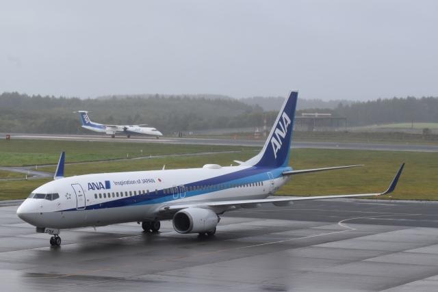 中標津空港 - Nakashibetsu Airport [SHB/RJCN]で撮影された中標津空港 - Nakashibetsu Airport [SHB/RJCN]の航空機写真(フォト・画像)