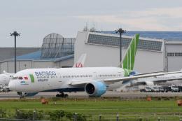 panchiさんが、成田国際空港で撮影したバンブー・エアウェイズ 787-9の航空フォト(飛行機 写真・画像)